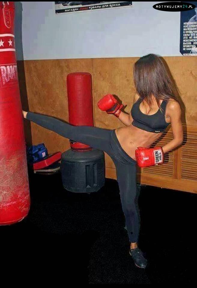 Kobiety też potrafią się bić!
