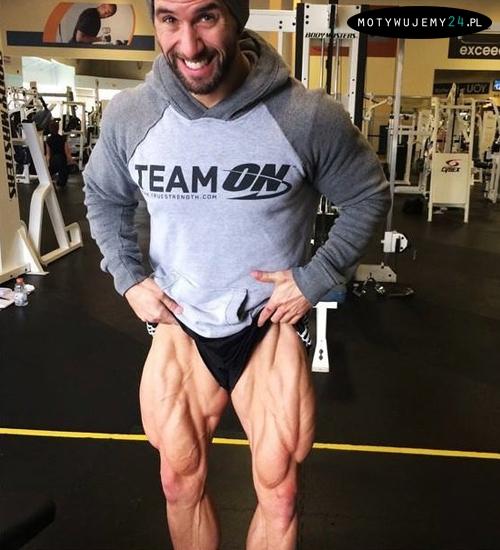 Jest noga, jest forma