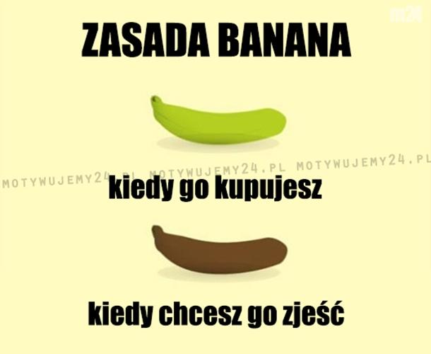 Zasada banana