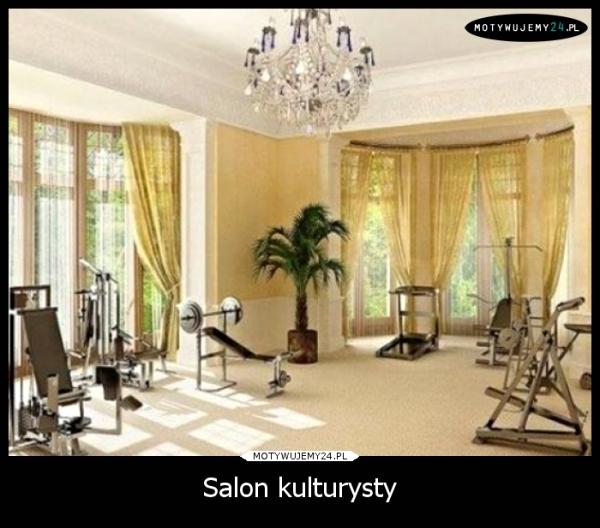 Salon kulturysty