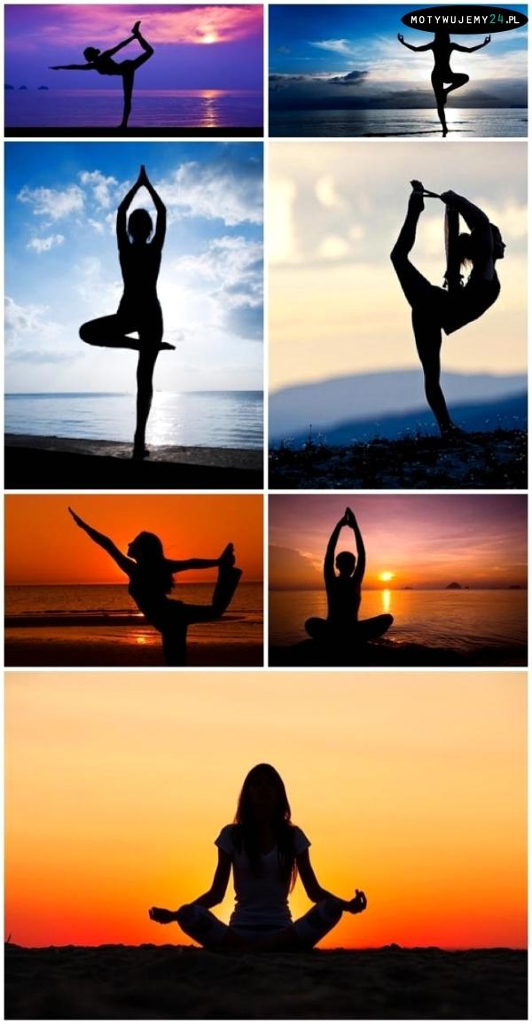 Ćwicz jogę!