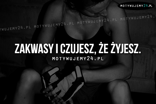 Zakwasy..