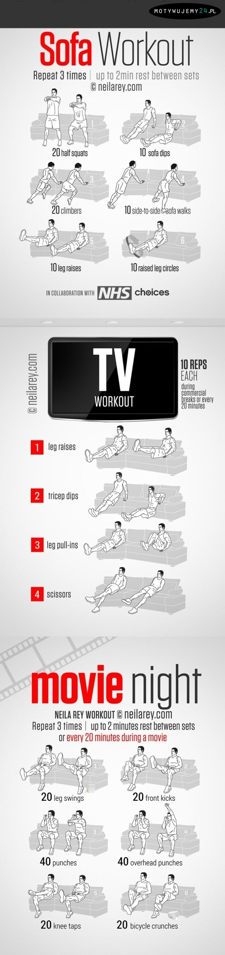 Trening dla leniwych