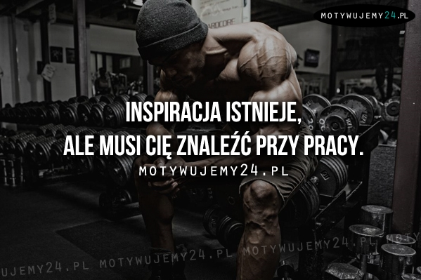 Inspiracja istnieje, ale...
