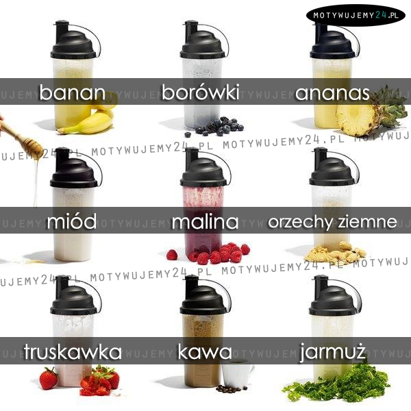 Idealne dodatki do odżywki białkowej