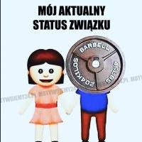 Mój aktualny status związku...