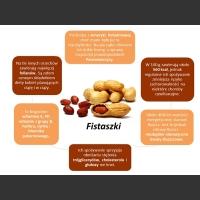 Fistaszki - źródło niezbędnych kwasów tłuszczowych
