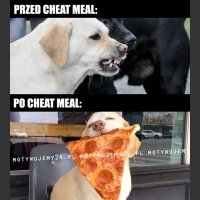 Magia cheat meal...