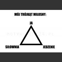Moja wersja trójkącika...