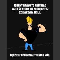 Johnny Bravo to przykład...
