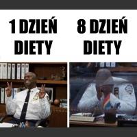 Ja i dieta...